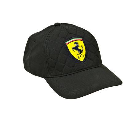 Artikelbild Original Ferrari Cap in schwarz mit Logo | Heel Verlag