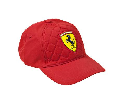 Artikelbild Original Ferrari Cap in rot mit Logo | Heel Verlag