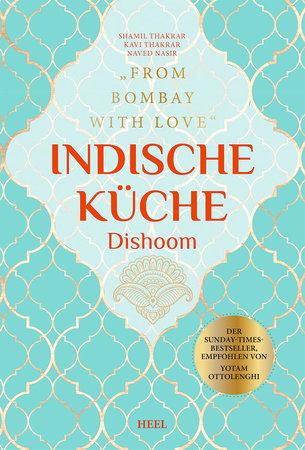 Cover Dishoom - Indische Küche   Heel Verlag
