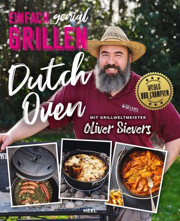 Cover Einfach genial grillen - Dutch Oven | Heel Verlag
