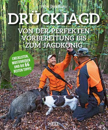 Buchcover Die 100 besten Tipps für die Drückjagd | Heel Verlag