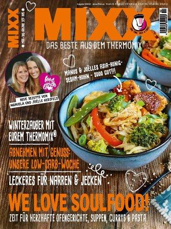 Cover Mixx 2/2020 - Das Magazin für den Thermomix | Heel Verlag