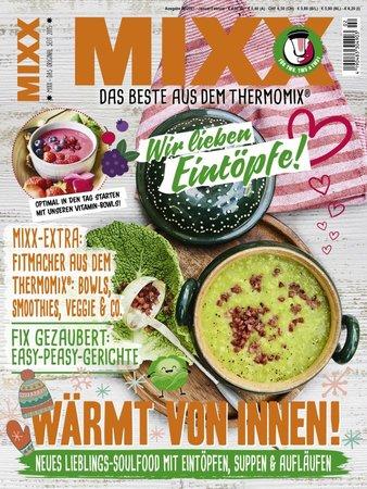 Cover Mixx 2/2021 - Das Magazin für den Thermomix | Heel Verlag