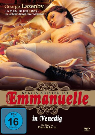 Cover Emmanuelle in Venedig (DVD) | Heel Verlag
