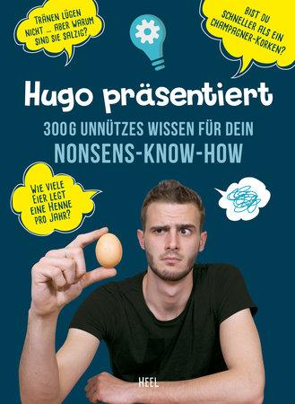 Buchcover 300 Gramm unnützes Wissen | Heel Verlag