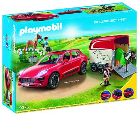 Cover Playmobil Porsche Macan GTS - Heel Verlag