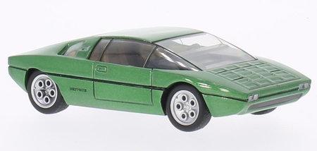 Lamborghini Bravo, metallic-grün, 1974
