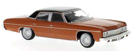 Chevrolet Bel Air, metallic-kupfer/schwarz, 1973