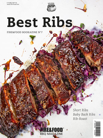 Buchcover Best Ribs vom Heel Verlag