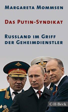Buchcover Putin im Griff der Geheimdienstler und Oligarchen | Heel Verlag