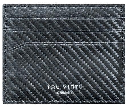 Tru Virtu - Edeles Kreditkarten-Etui aus Echtleder | Heel Verlag