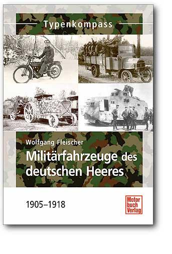 Typenkompass Militärfahrzeuge des deutschen Heeres