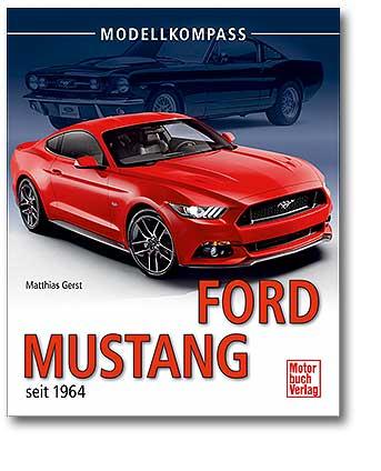 Modellkompass Ford Mustang