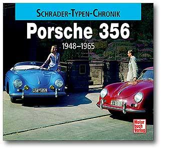 Schrader Typen Chronik Porsche 356