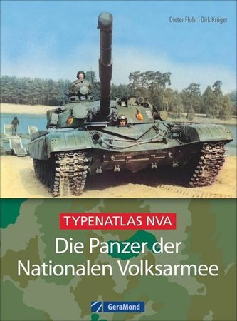 Panzer der NVA   Heel Verlag
