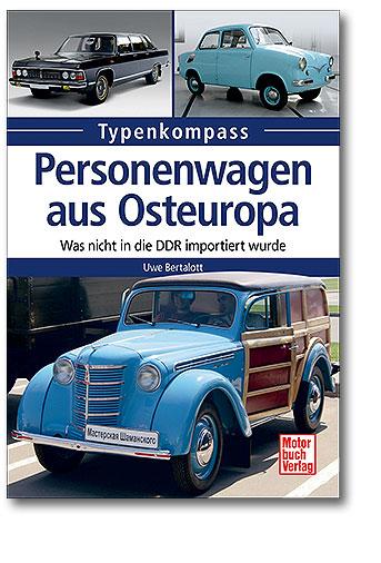 Typenkompass Personenwagen aus Osteuropa