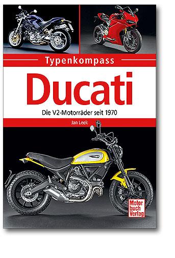 Typenkompass Ducati: Die V2-Motorräder