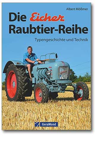 Buchcover Die Eicher-Raubtier-Reihe | Heel Verlag