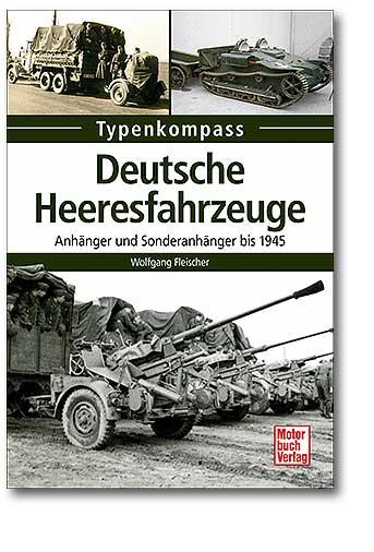 Typenkompass Deutsche Heeresfahrzeuge
