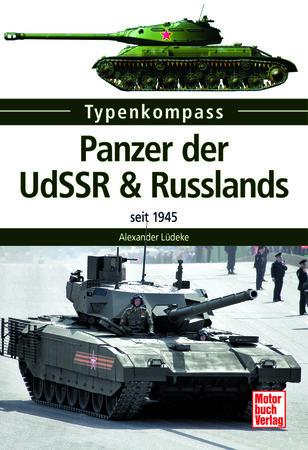 Cover Typenkompass Panzer der UdSSR & Russlands   Heel Verlag
