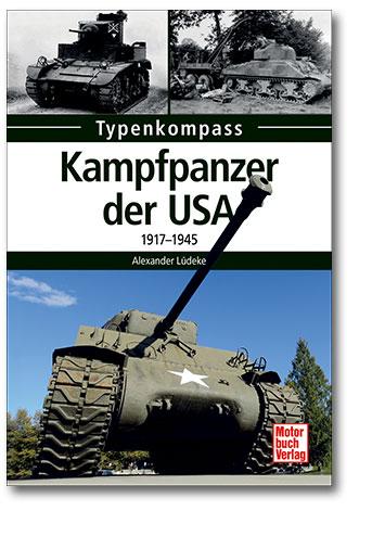 Buchcover Kampfpanzer der USA | Heel Verlag