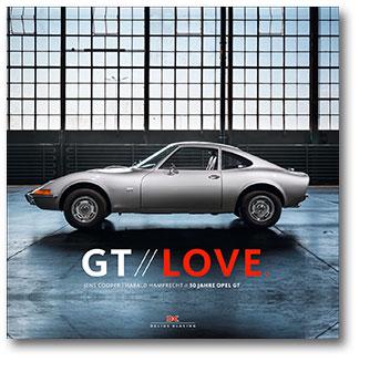 GT Love - 50 Jahre Opel GT
