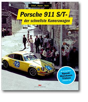 Buchcover Porsche 911 S-T | Heel Verlag