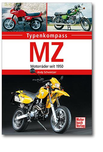 Buchcover Typenkompass MZ | Heel Verlag