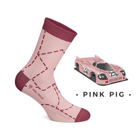 Pink Pig Socken | Heel Verlag