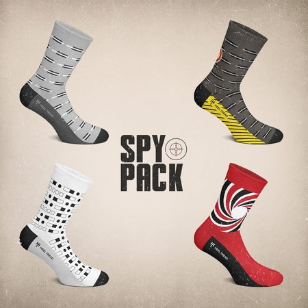 James Bond Socken Paket | Heel Verlag