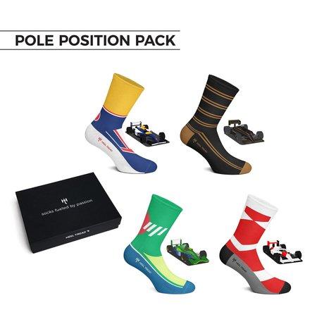 Formel 1 Lackierungen Socken Paket | Heel Verlag