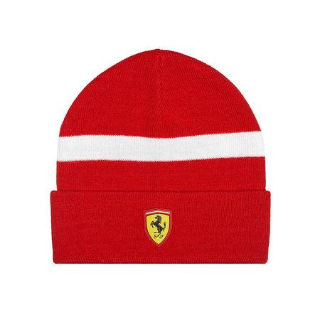 Artikelbild Original Scuderia Ferrari Beanie in rot | Heel Verlag