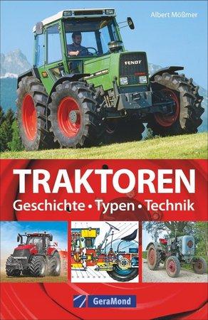 Buchcover Traktoren | Heel Verlag