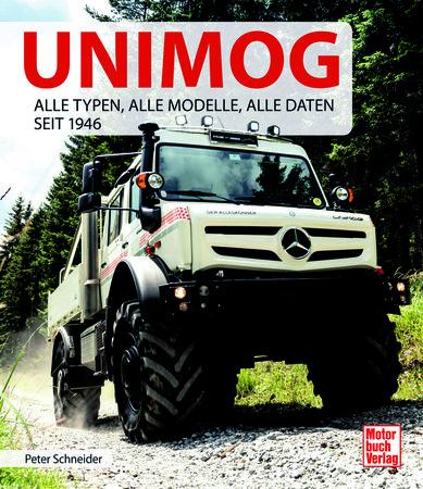 Buchcover Unimog   Heel Verlag