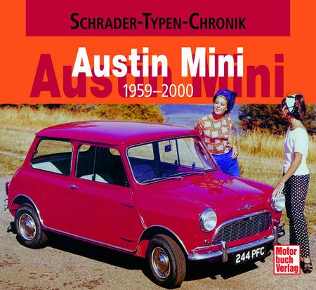 Buchcover Austin Mini | Heel Verlag
