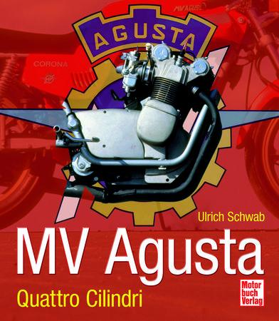 Buchcover MV Agusta | Heel Verlag