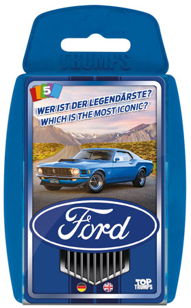 Cover Ford-Quartett   Heel Verlag