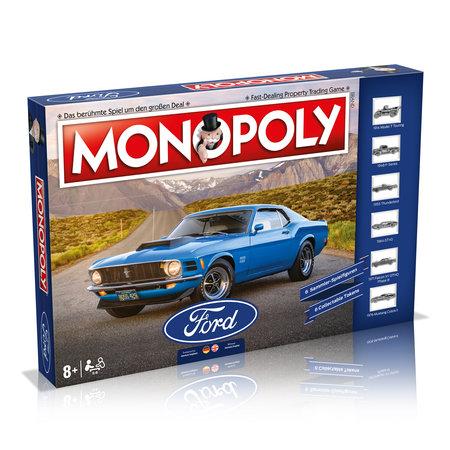Cover Ford Monopoly | Heel Verlag