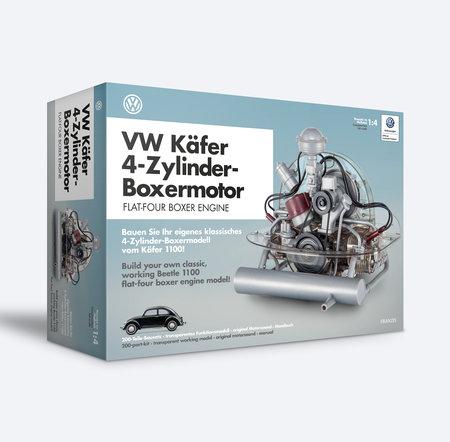 Cover VW Käfer Motorenbausatz   Heel Verlag