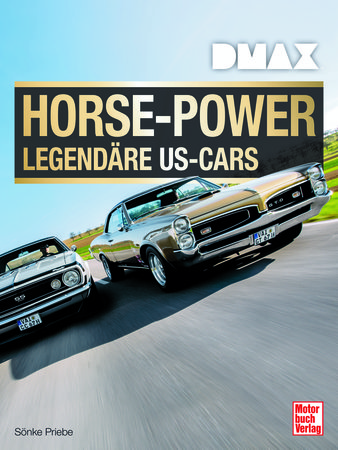 Cover DMAX: Legendäre US-Cars Heel Verlag