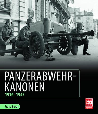 Buchcover Panzerabwehrkanonen | Heel Verlag