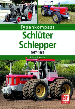 Typenkompass - Schlüter-Schlepper