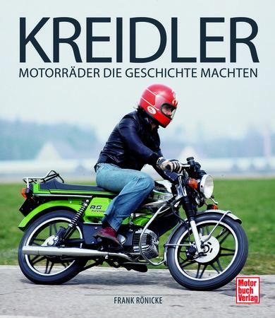 Buchcover Kreidler | Heel Verlag