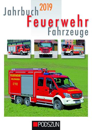 Jahrbuch Feuerwehr 2019