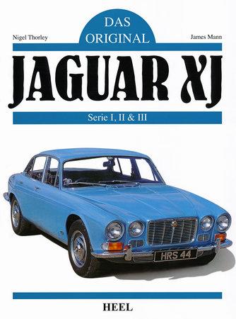 Das Original: Jaguar XJ
