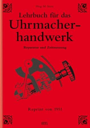 Buchcover Lehrbuch für das Uhrmacherhandwerk, Band 2 vom Heel Verlag