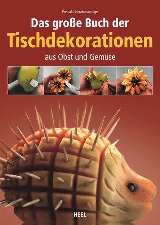 Buchcover Das große Buch der Tischdekorationen | Heel Verlag
