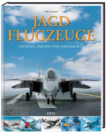 Buchcover Jagdflugzeuge | Heel Verlag