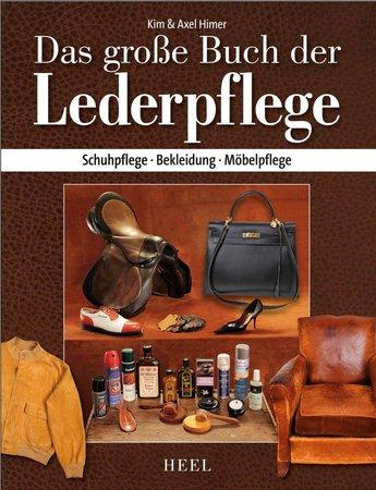 Buchcover Das große Buch der Lederpflege | Heel Verlag