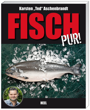 Cover Fisch pur! | Heel Verlag